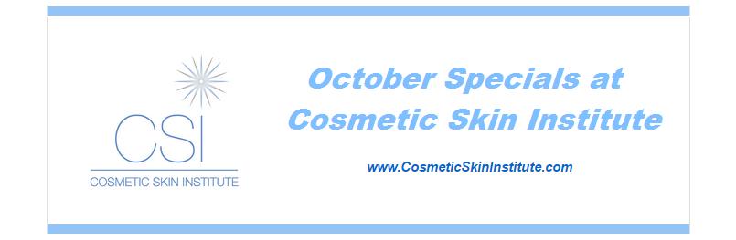 October Specials 2015
