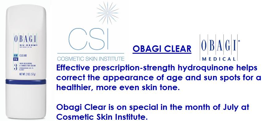Obagi Banner